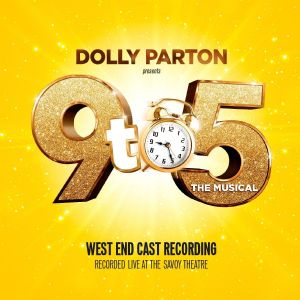 9 To 5 Original London Cast CD